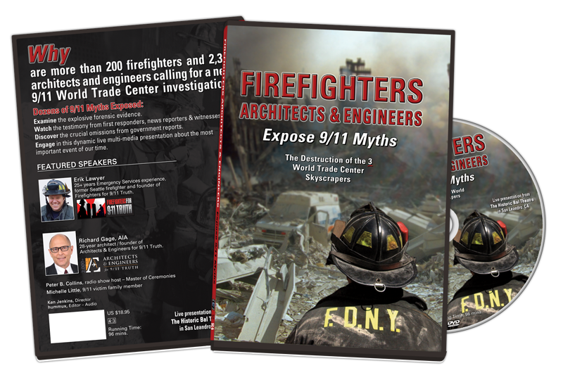 Firefighters Architects & Engineers – Expose 9/11 Myths