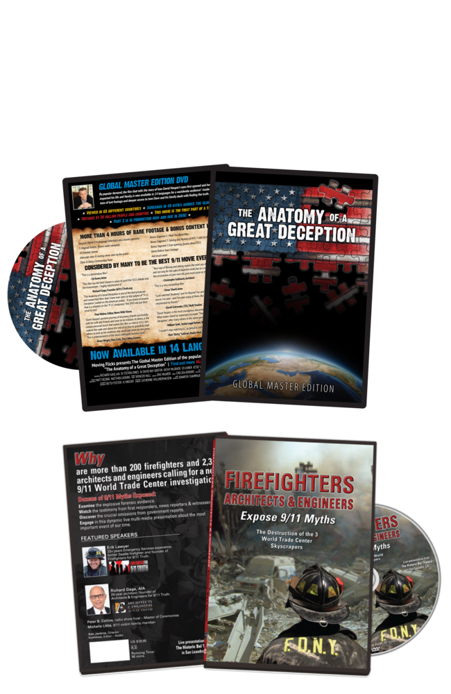 The Truth Pack - Both Movies for a special discounted price!