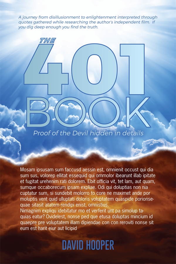 The 401 Book - PRESALE