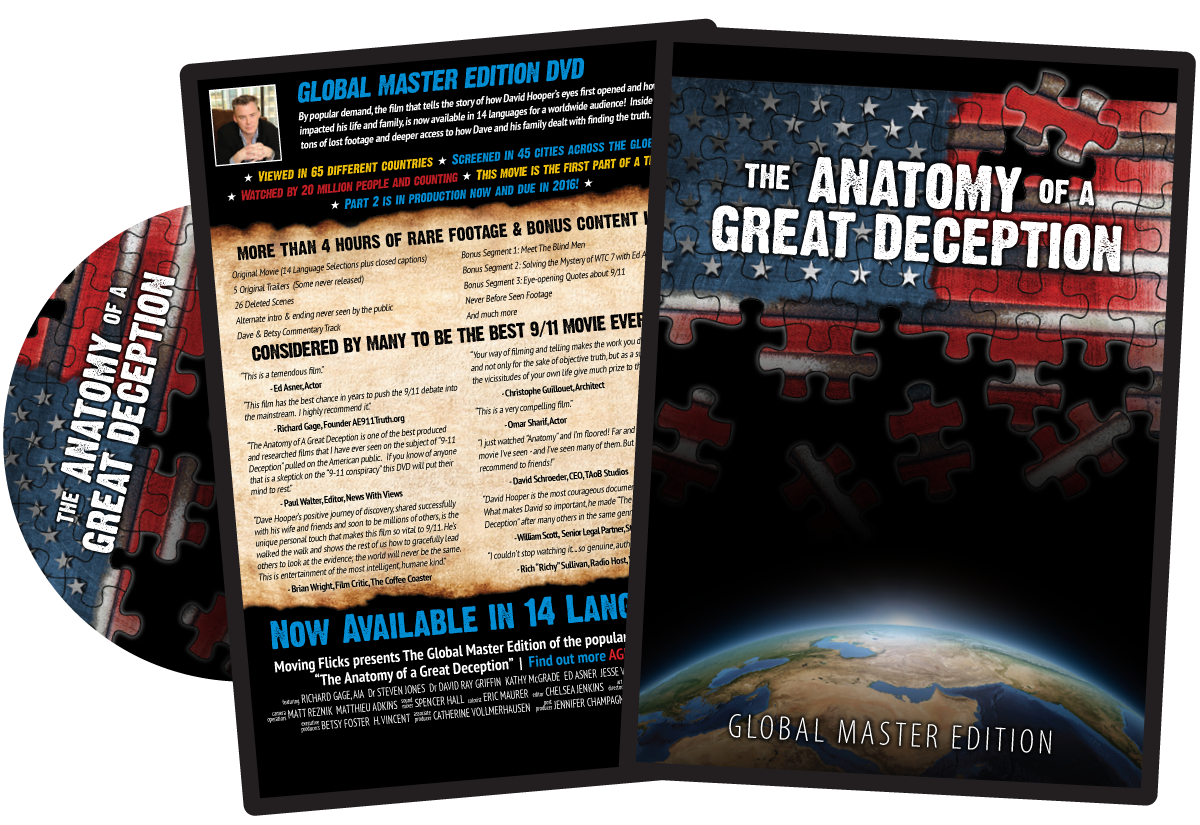 The Anatomy of a Great Deception - Global Master Edition