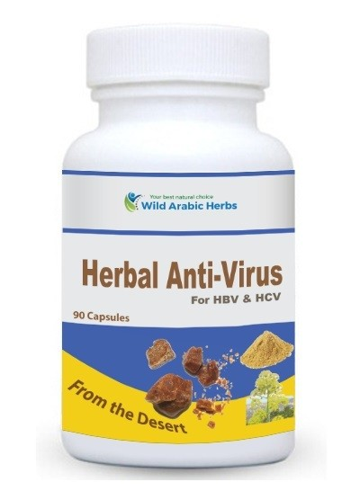 Herbal Anti-virus Capsules