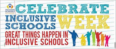 6 Ft. Vinyl Inclusive Schools Week Banner 00004