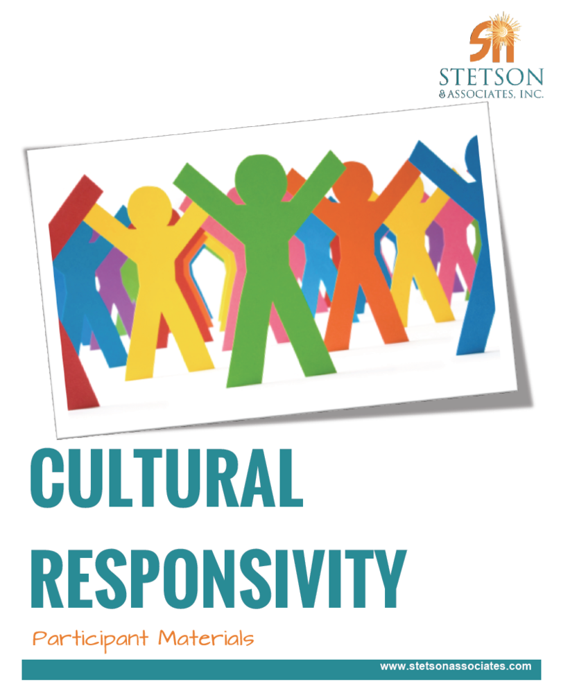 Culturally Responsive Education Training Module 00038