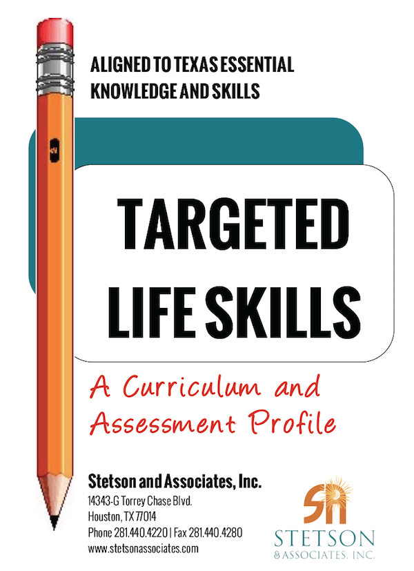 Targeted LIFE Skills Curriculum (Print Copy) 00049