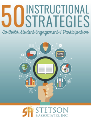 50 Instructional Strategies to Build Student Engagement & Participation (print copy)