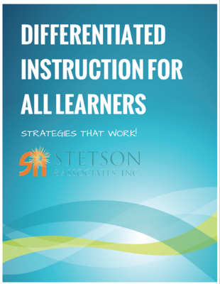 Differentiated Instruction Manual