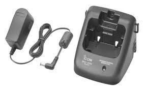 Icom BC210 16 rapid charger for BP-245N battery 70