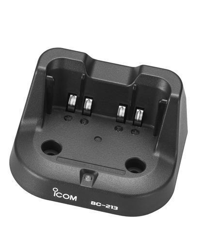 Icom BC213 rapid charger for F1000 F2000 radios 72