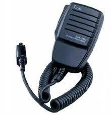 Icom EM80 microphone for F30GT/F40GT radios 164
