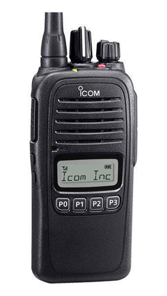 Icom F2000S 05 UHF 128ch radio with display 174