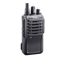 Icom F300103RC VHF handheld radio 187