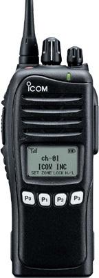 Icom F3161DS75 IDAS VHF handheld 190