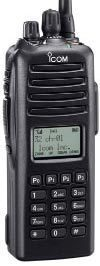 Icom F70DS04 VHF portable. Call for quote! 252