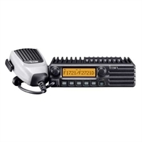 Icom F9521S01 UHF P25 trunking mobile radio 45W 273