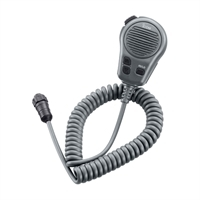 Icom HM-126RG gray color microphone M504 and M604 318