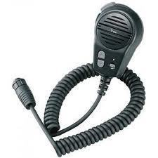 Icom HM-164G Gray color microphone for M304 348
