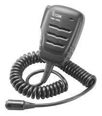 Icom HM-202 microphone for M72 and IC-M73 371