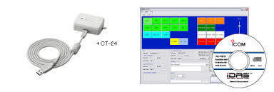 Icom RCFS1005 remote communicator software 535
