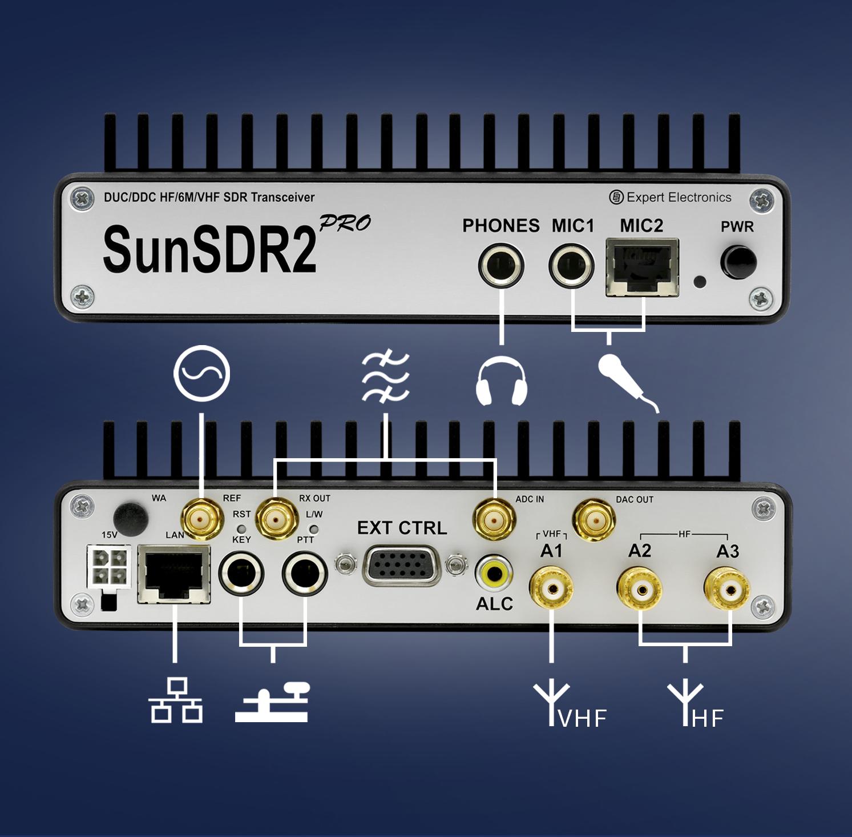 SunSDR2-Pro