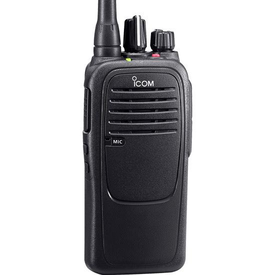 Icom F1000D 01 IDAS and analog VHF radio waterproof 170
