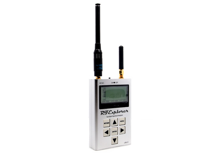 RF Explorer ISM Combo 240-960MHz and 2350-2550MHz Spectrum Analyzer 00031