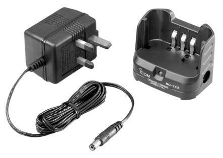 Icom BC17901 charger for BP232N,H,WP batteries 52
