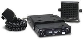 Icom A220 (B,M,T) Air band panel mount transceiver 1
