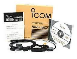 Icom OPC-1862 programming cable F9011 F9021 486