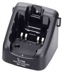Icom BC19001 sensing charger for F50V F60V M88 BP-227 53