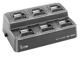 Icom rapid charger 6-unit BC121NF50 (F50V/F60V/M88) 36