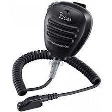 Icom HM-138 microphone for F50V F60V M88 328
