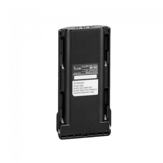 Icom BP254 battery for F70DS/F70DT and F80DS/F80DT 101