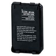 Icom BP226 AA case for IC-F50V, F60V, M88 87