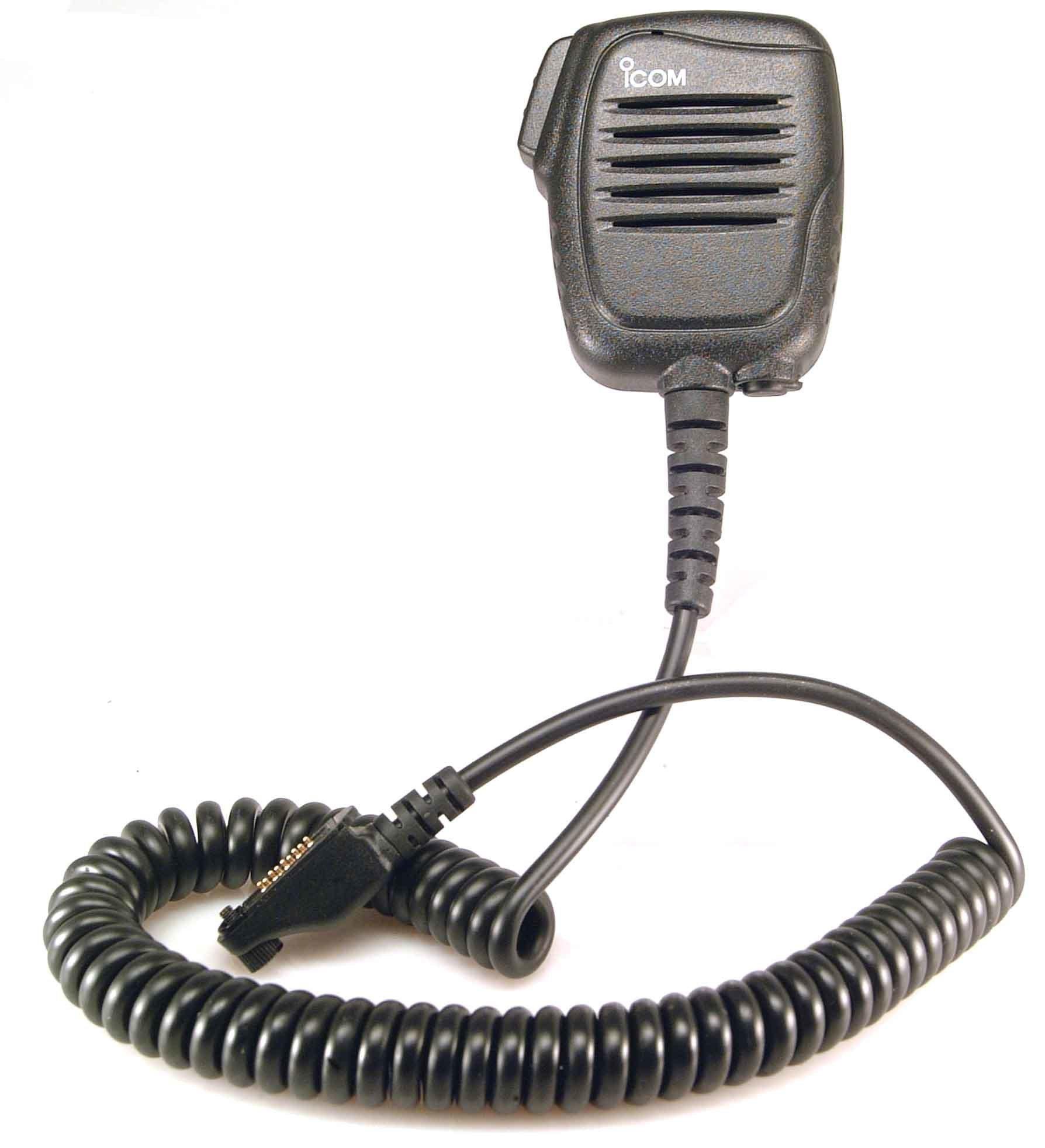 Icom HM-159SCLG low gain speaker-microphone 345