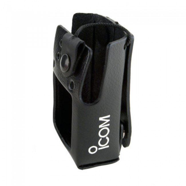 Icom LCF50LOOP leather case with loop for F50V, F60V 409