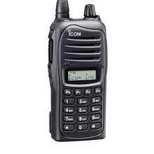 Icom F4031T 92 UHF handheld radio 208
