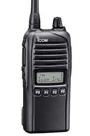 Icom F4031S 72 UHF  handheld radio 207