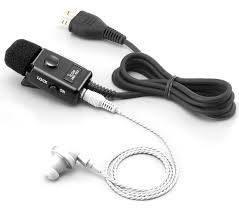 Icom HM-153LA microphone 336