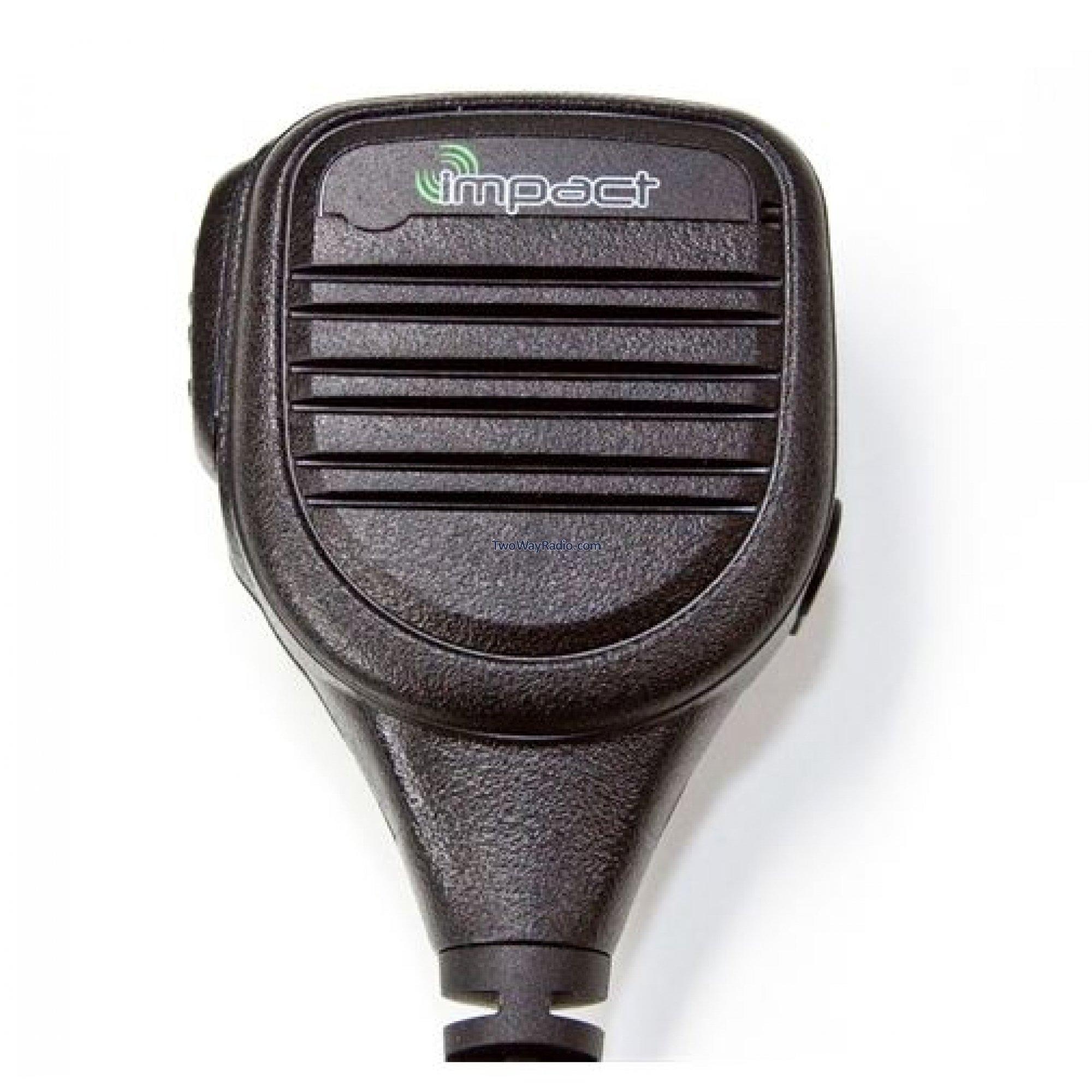 IMPACTHD3-I5 microphone for F50V, F60V, M88 9 pin conn 395