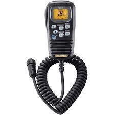 Icom HM157B 11 Command Mic II for marine radios 340