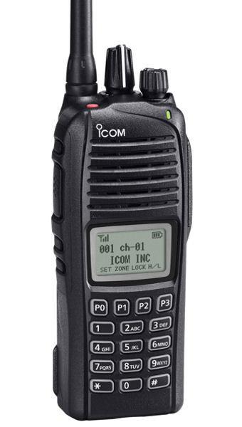 Icom F3261DT 35 RR VHF IDAS handheld 197