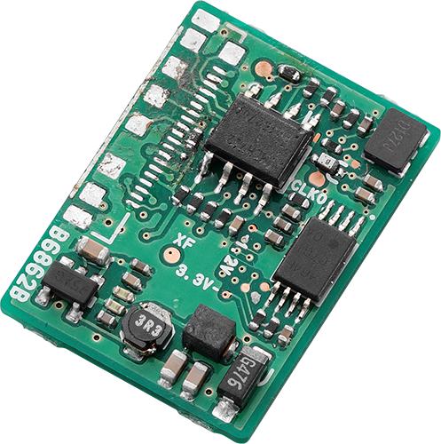 Icom UT128 DES encryption board F9011 F9021 573