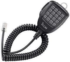 Icom HM-154T DTMF microphone 339