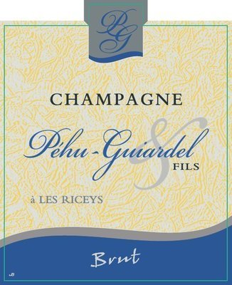 Champagne Brut demi bouteille