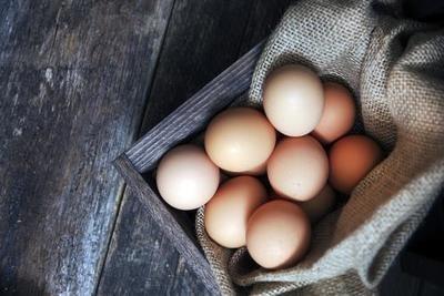 Pastured Non-GMO Eggs - 1 dz.