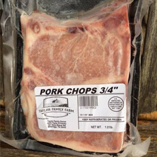 Pork Chops Bone-in