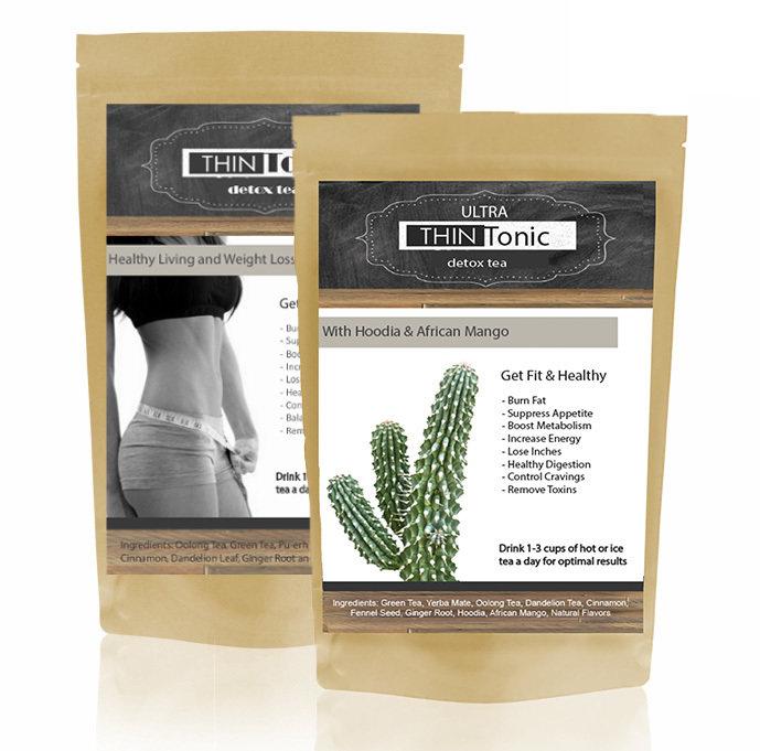 Ultra Original Thintonic Tea Bundle