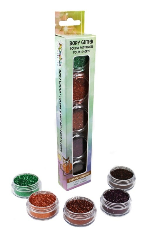 Buy Any 2 Get 3rd FREE!  Autumn Glitter Collection