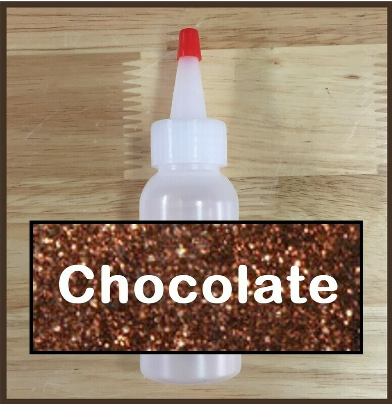 CLEARANCE! Chocolate Glitter Refill
