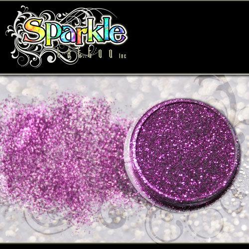 Plum Glitter